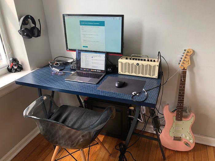 Nate Macaso Home Workspace
